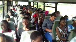 Transport en mini-bus